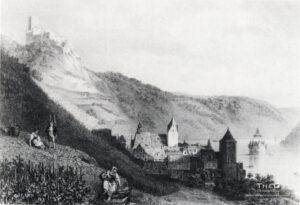 Der (Ober-) Weseler Torturm