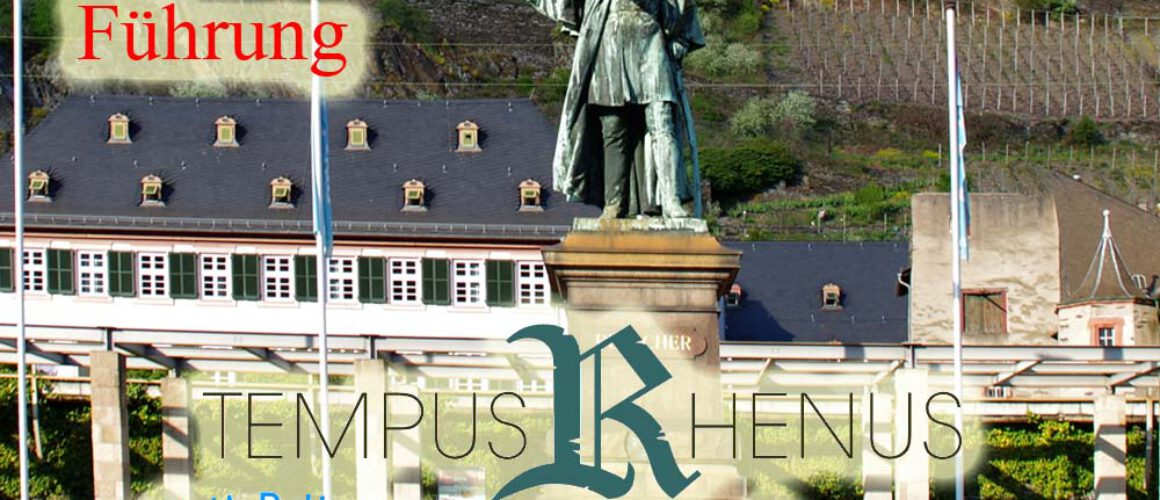 Tempus Rhenus - Stadtführung Kaub