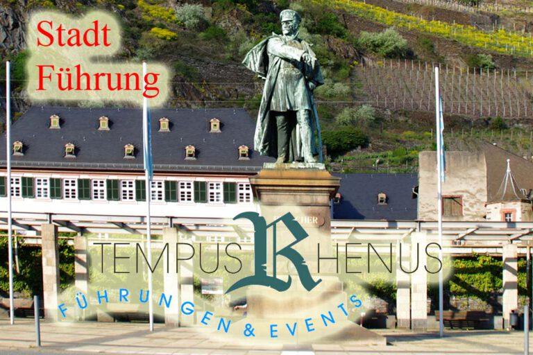 Tempus Rhenus – Blücher und Napoleon